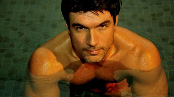 """""""10 homens mais bonitos do Brasil""""  10 homens mais bonitos do Brasil daniel bueno"""