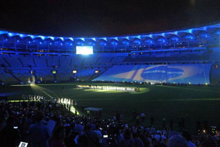"""""""Estádio do Maracanã, final da Copa do Mundo 2014""""  Maracanã: o estádio que recebe a final da Copa do Mundo 2014 maracana3"""