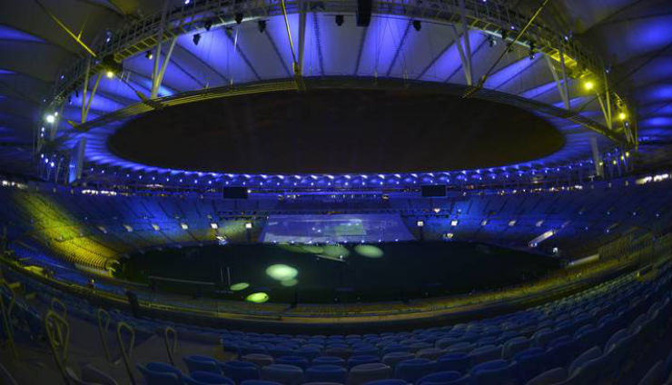 """""""Estádio do Maracanã, final da Copa do Mundo 2014""""  Maracanã: o estádio que recebe a final da Copa do Mundo 2014 maracana4"""