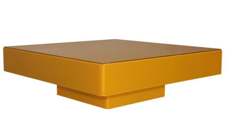 mesa_arezzo_vidro_amarelho  Top 10 mesas de café para a sua sala de estar mesa arezzo vidro amarelho
