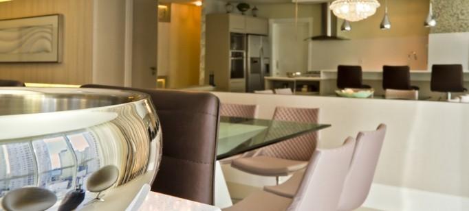 """""""Decoração moderna para apartamento de férias"""""""