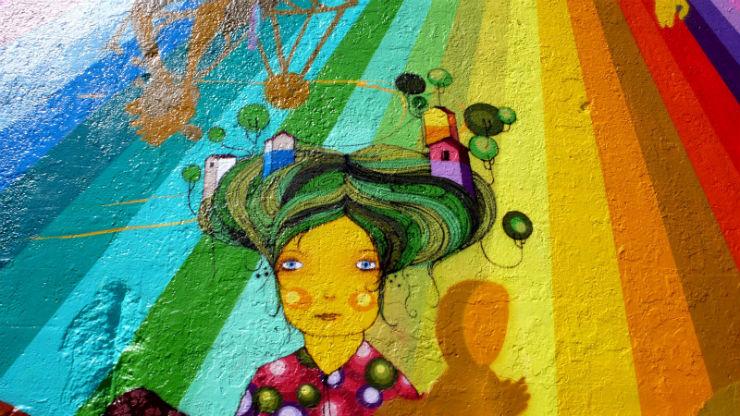 """""""Arte brasileira: 10 nomes a reter""""  A arte brasileira pelo mundo: 10 nomes a reter os gemeos"""