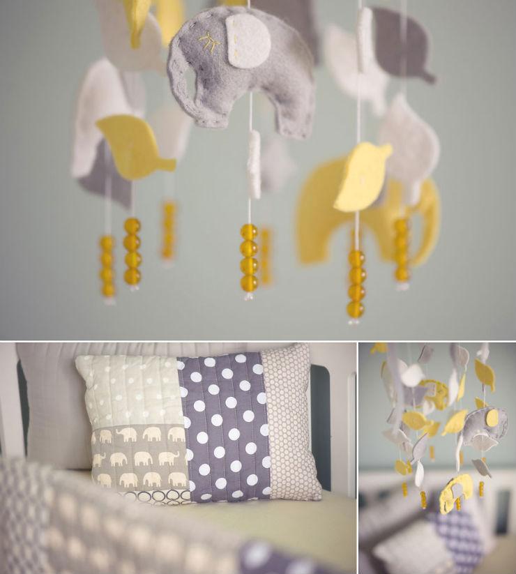 """""""Como decorar o quarto de um bebé""""  Como decorar o quarto de bebé quarto bebe detalhe"""
