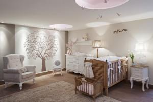 Como decorar o quarto de bebé
