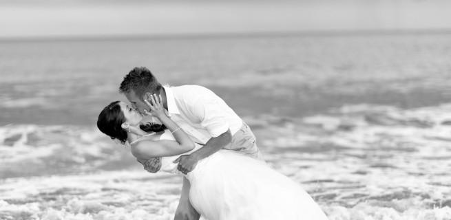 Casamentos: dez dicas para casar na praia