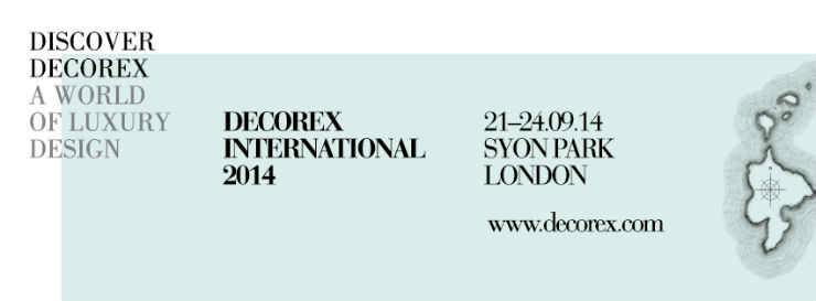 decorex  Londres em Setembro: o que ver decorex