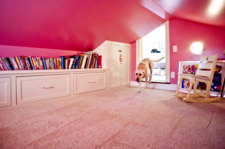 design ideas for attic bedrooms - o Decorar um Sótão