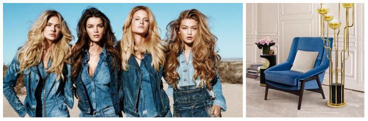 """""""Decoração e moda: como seguir as tendências""""  Decoração & Moda: como decorar seguindo as tendências  BB1"""