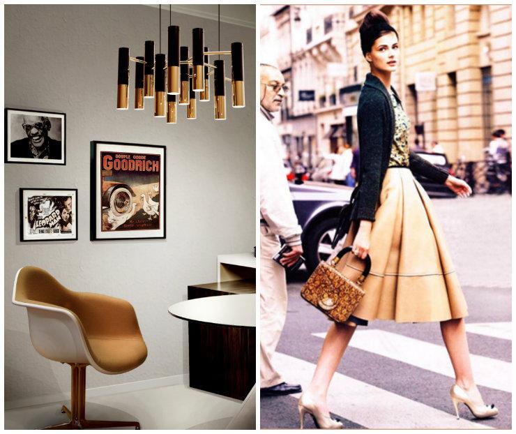 """""""Decoração e moda: como seguir as tendências""""  Decoração & Moda: como decorar seguindo as tendências  DL"""