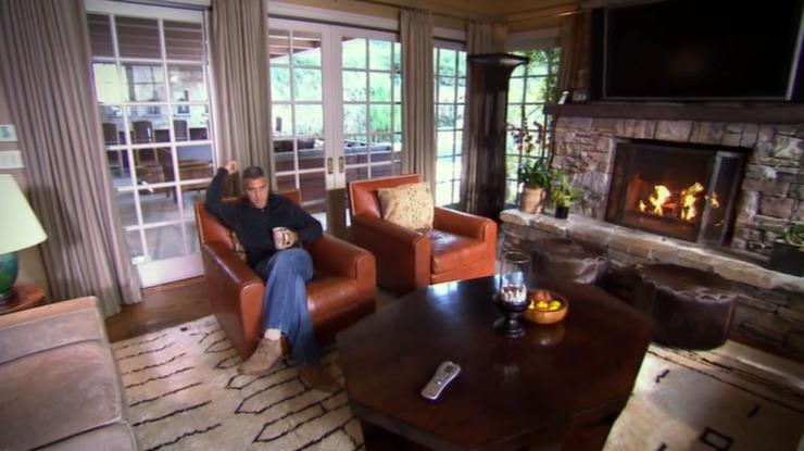 """""""Casa de George Clooney em Los Angeles""""  Casa & Decoração: onde vai viver o Casal Clooney image"""