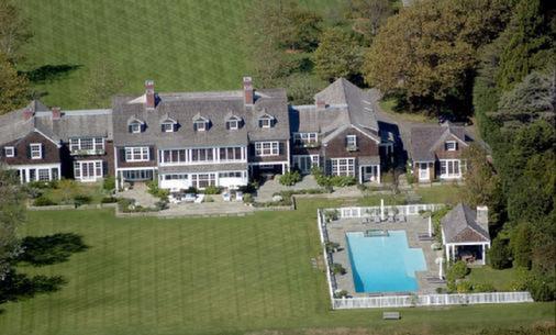 """""""Casa de George Clooney em Los Angeles""""  Casa & Decoração: onde vai viver o Casal Clooney la house2"""
