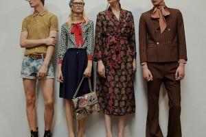 Backstage da Coleção Primavera/Verão 2016 da Gucci | Fotografia: Virginia Arcaro