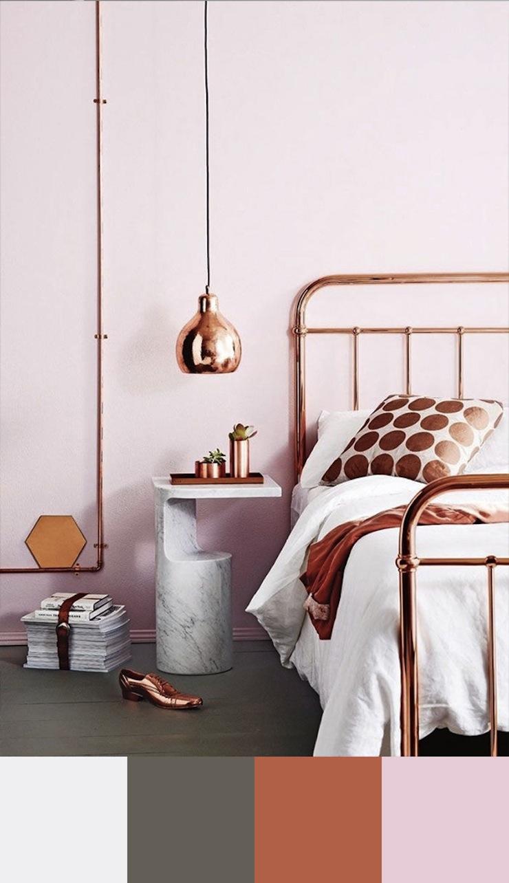 10-esquemas-de-cores-perfeitos-para-decorar-o-seu-quarto-5  Quarto de casal: 10 esquemas de cores perfeitos para decorar 10 esquemas de cores perfeitos para decorar o seu quarto 5