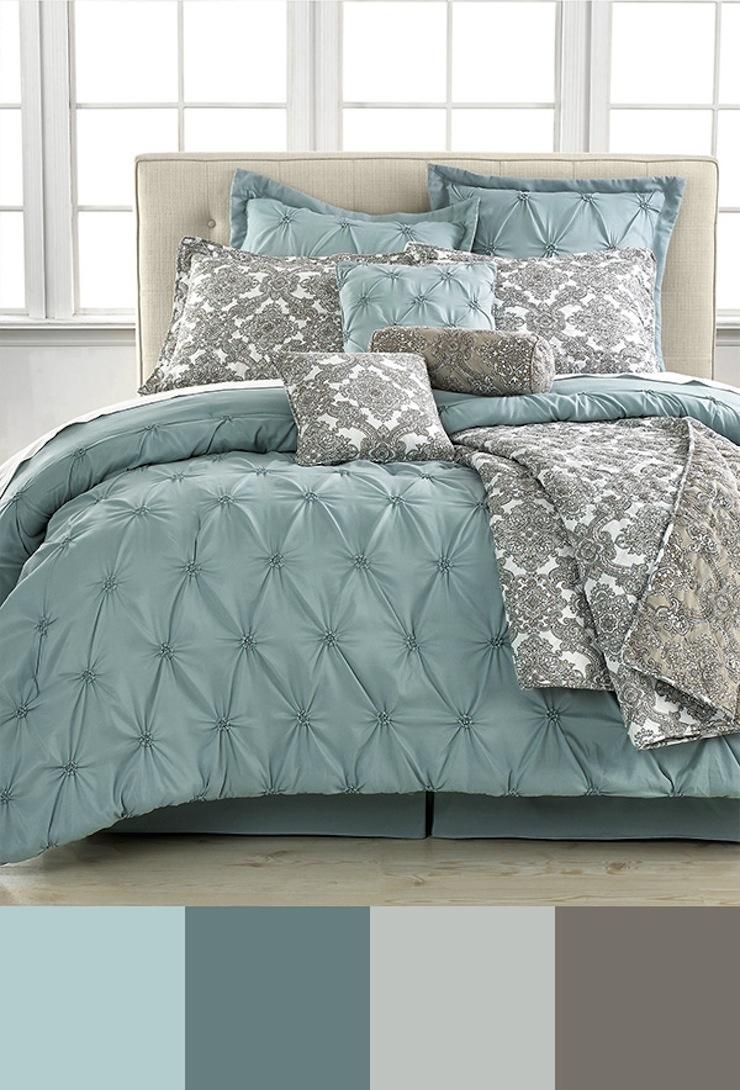 10-esquemas-de-cores-perfeitos-para-decorar-o-seu-quarto-6  Quarto de casal: 10 esquemas de cores perfeitos para decorar 10 esquemas de cores perfeitos para decorar o seu quarto 6