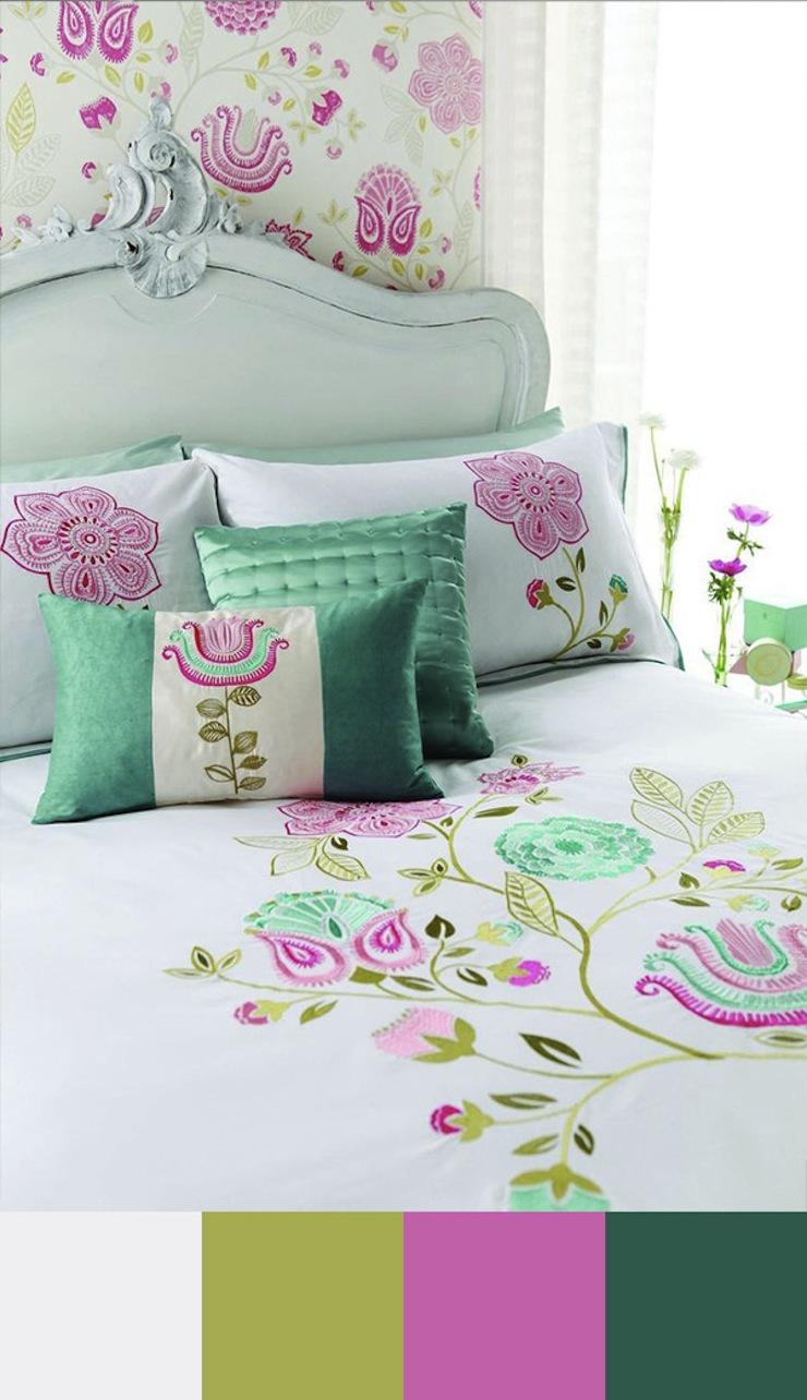 10-esquemas-de-cores-perfeitos-para-decorar-o-seu-quarto-7  Quarto de casal: 10 esquemas de cores perfeitos para decorar 10 esquemas de cores perfeitos para decorar o seu quarto 7