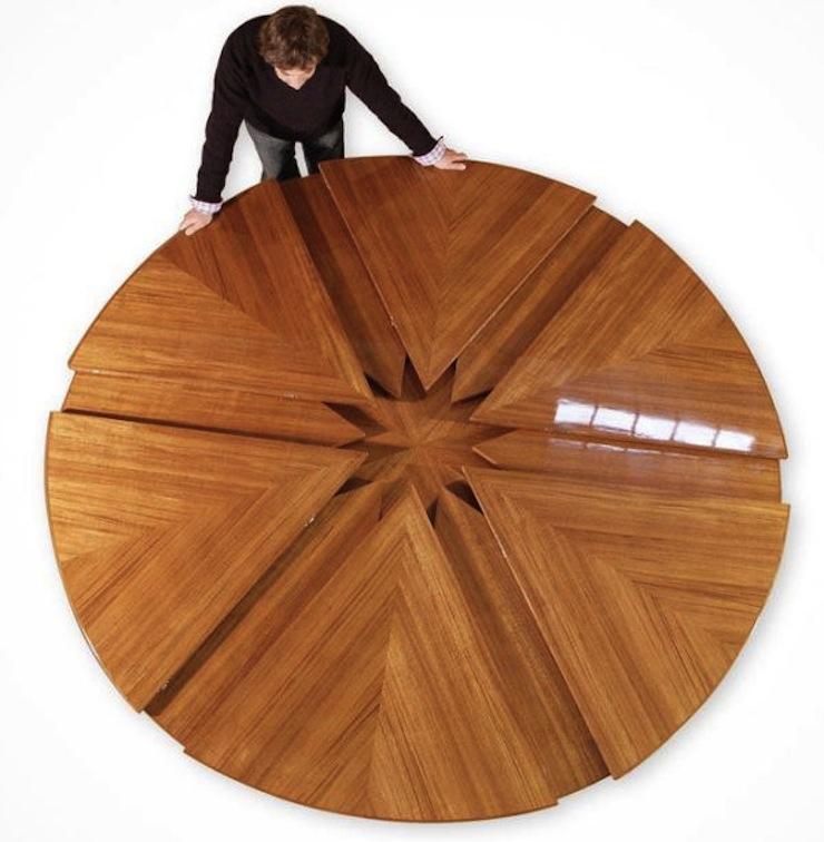 10-moveis-multifuncionais-com-o-melhor-design-que-voce-ja-viu-The-expandable-Capstan-Table-01  10 móveis multifuncionais com o melhor design que você já viu 10 moveis multifuncionais com o melhor design que voce ja viu The expandable Capstan Table 01