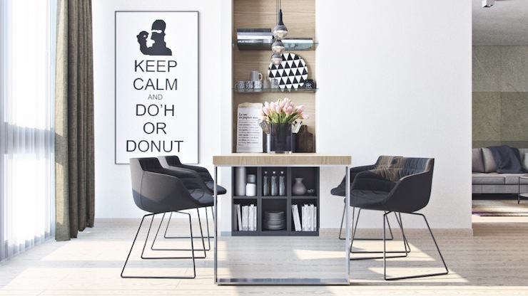 17-imperdivel-24-sugestoes-de-salas-de-jantar-modernas-wire-dining-chairs  IMPERDÍVEL! Confira estas 24 sugestões de Salas de Jantar modernas 17 imperdivel 24 sugestoes de salas de jantar modernas wire dining chairs