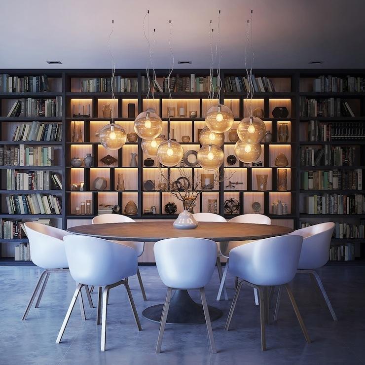 3-imperdivel-24-sugestoes-de-salas-de-jantar-modernas-molded-dining-chairs  IMPERDÍVEL! Confira estas 24 sugestões de Salas de Jantar modernas 3 imperdivel 24 sugestoes de salas de jantar modernas molded dining chairs