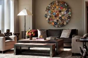 6 dicas para dar um toque de arte à decoração da sua sala de estar