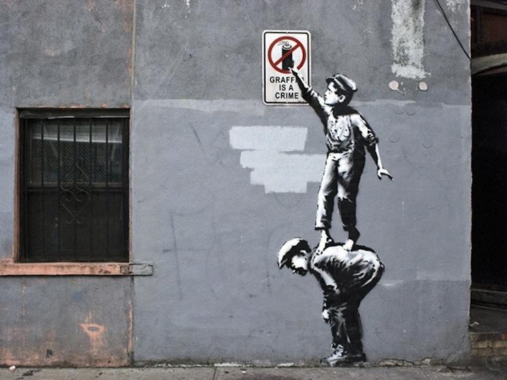 arte-de-rua-conheca-a-galeria-definitiva-de-banksy-11  Arte de Rua: veja a galeria definitiva de Banksy! arte de rua conheca a galeria definitiva de banksy 11