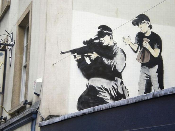 arte-de-rua-conheca-a-galeria-definitiva-de-banksy-2  Arte de Rua: veja a galeria definitiva de Banksy! arte de rua conheca a galeria definitiva de banksy 2