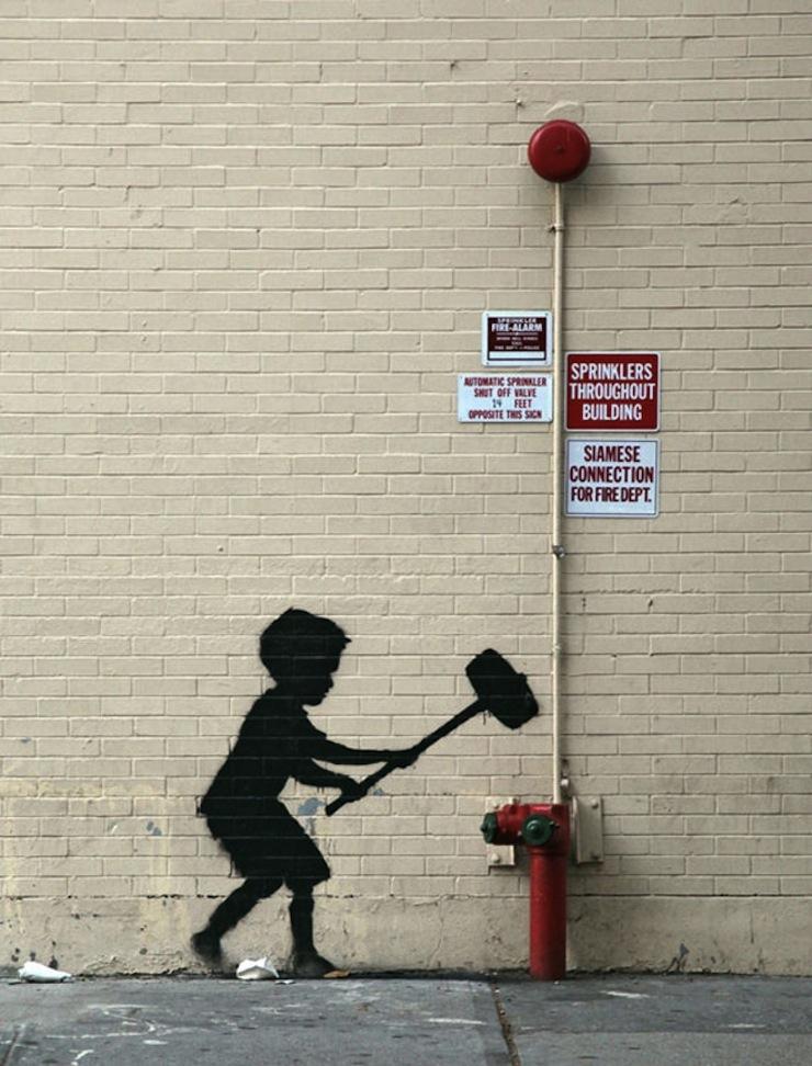 arte-de-rua-conheca-a-galeria-definitiva-de-banksy-37  Arte de Rua: veja a galeria definitiva de Banksy! arte de rua conheca a galeria definitiva de banksy 37