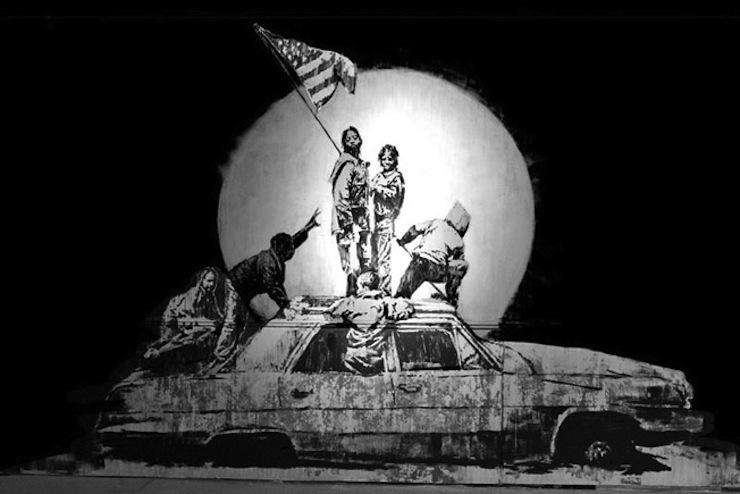 arte-de-rua-conheca-a-galeria-definitiva-de-banksy-62  Arte de Rua: veja a galeria definitiva de Banksy! arte de rua conheca a galeria definitiva de banksy 62