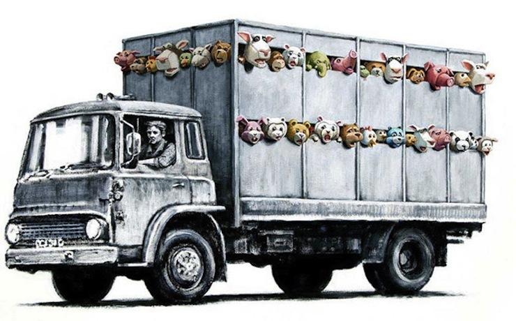 arte-de-rua-conheca-a-galeria-definitiva-de-banksy-74  Arte de Rua: veja a galeria definitiva de Banksy! arte de rua conheca a galeria definitiva de banksy 74