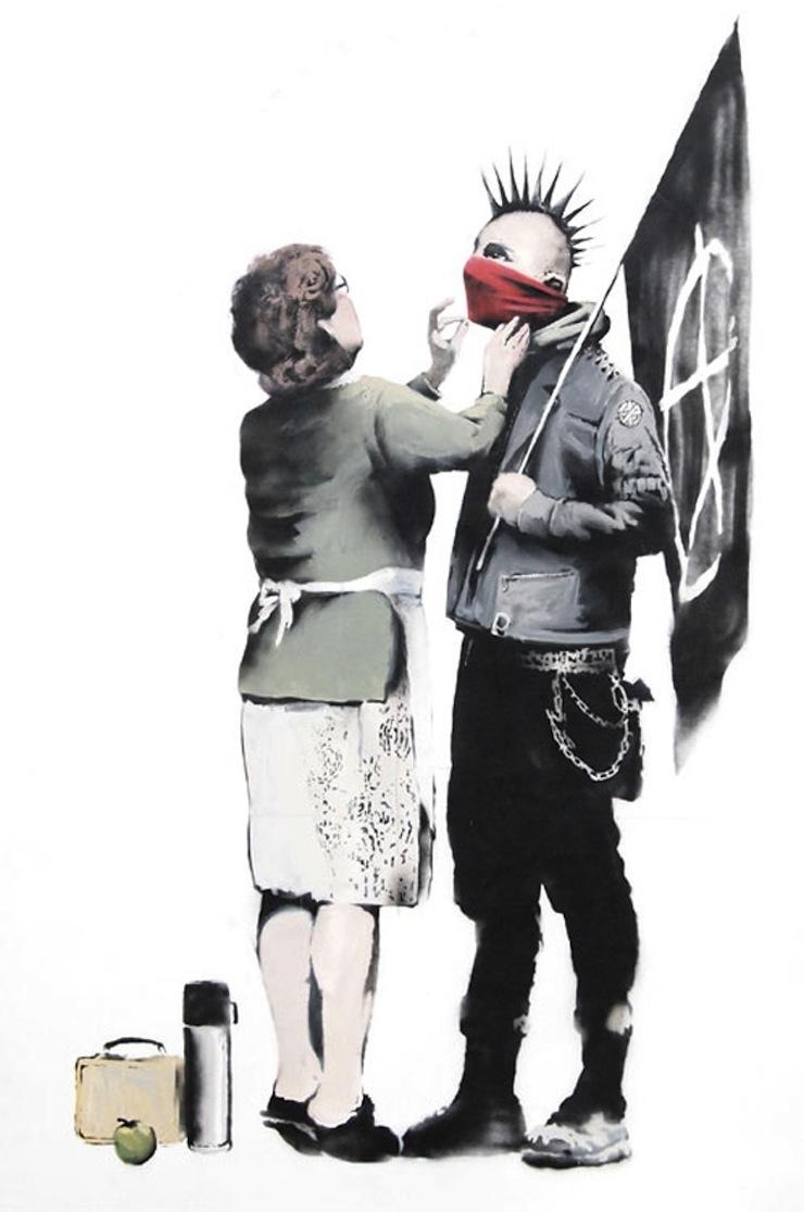 arte-de-rua-conheca-a-galeria-definitiva-de-banksy-77  Arte de Rua: veja a galeria definitiva de Banksy! arte de rua conheca a galeria definitiva de banksy 77