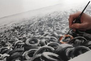 Arte urbana – conheça Pejac, um artista genial que cria grafites incríveis