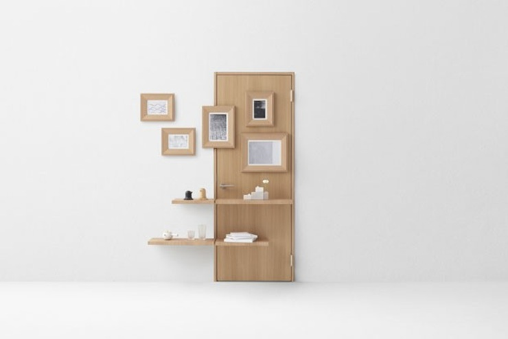 design-seven-doors-nendo-08  Studio Nendo transforma o uso tradicional das portas e revela funções inovadoras design seven doors nendo 08