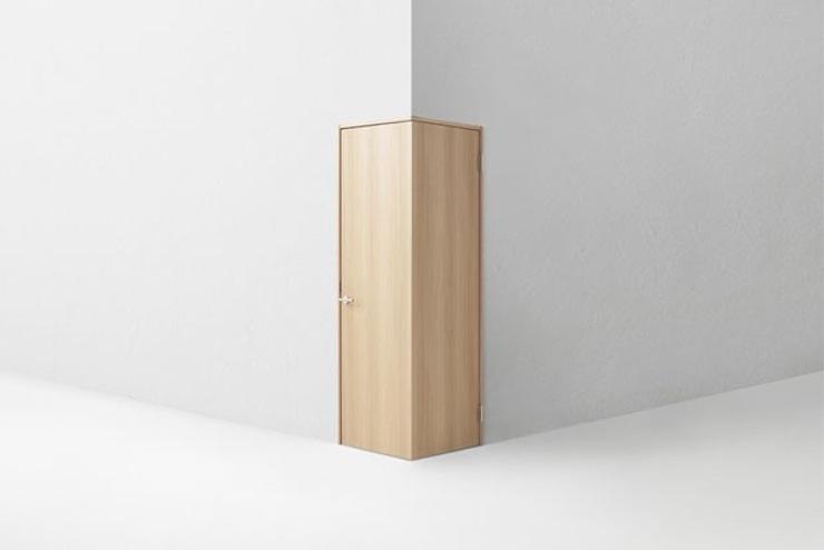 design-seven-doors-nendo-09  Studio Nendo transforma o uso tradicional das portas e revela funções inovadoras design seven doors nendo 09