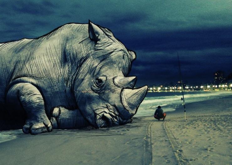 fotografias-ilustracoes-cidade-maravilhosa-rio-de-janeiro-continua-lindo-Rinoceronte-1024x730  Fotografias, Ilustrações e a Cidade Maravilhosa: o Rio de Janeiro continua lindo!  fotografias ilustracoes cidade maravilhosa rio de janeiro continua lindo Rinoceronte
