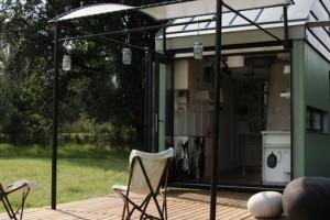 POD-iDladla: casa minúscula que pode ser entregue onde você quiser
