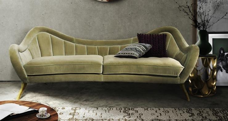 puro luxo 10 super dicas de sof s em veludo decora o. Black Bedroom Furniture Sets. Home Design Ideas