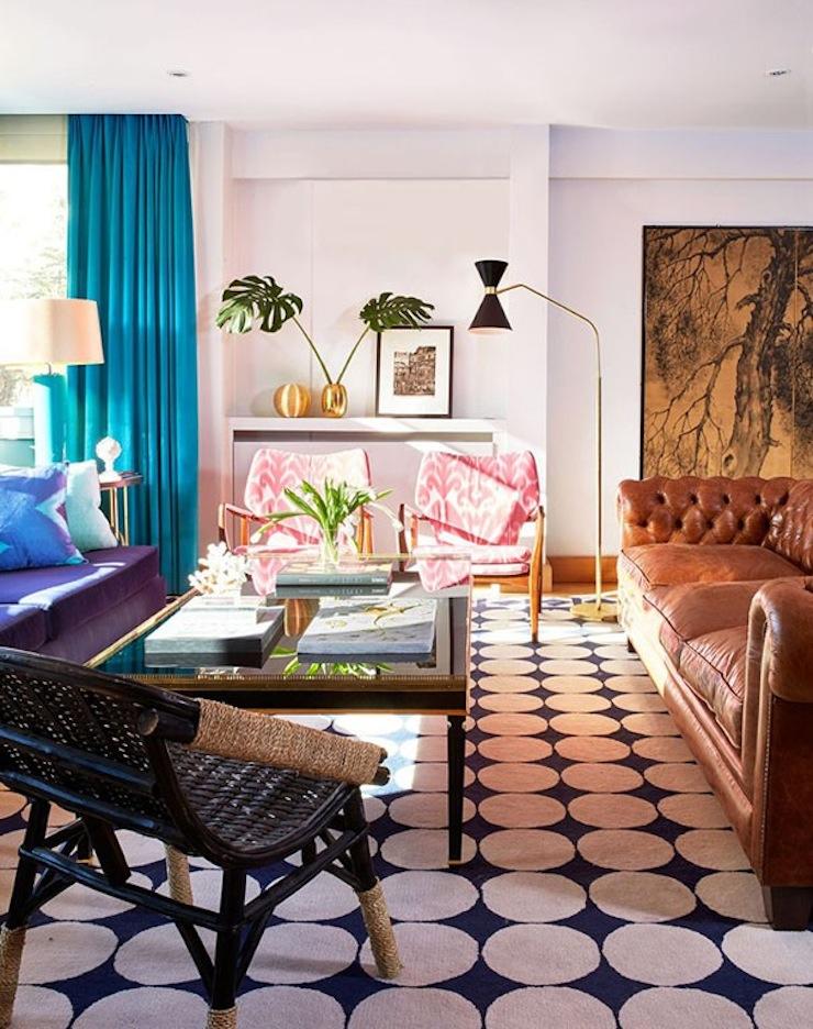 la-vie-en-rose-10-salas-decoradas-na-cor-rosa-rose-quartz  La vie en rose: veja 10 salas decoradas na cor rosa, de cima a baixo decor do dia 2015 09 17 01 1