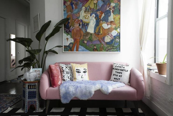 sofas-coloridos-ousadia-na-hora-de-decorar-rosa-chiclete  Sofás coloridos: ousadia na hora de decorar sofas coloridos ousadia na hora de decorar rosa chiclete
