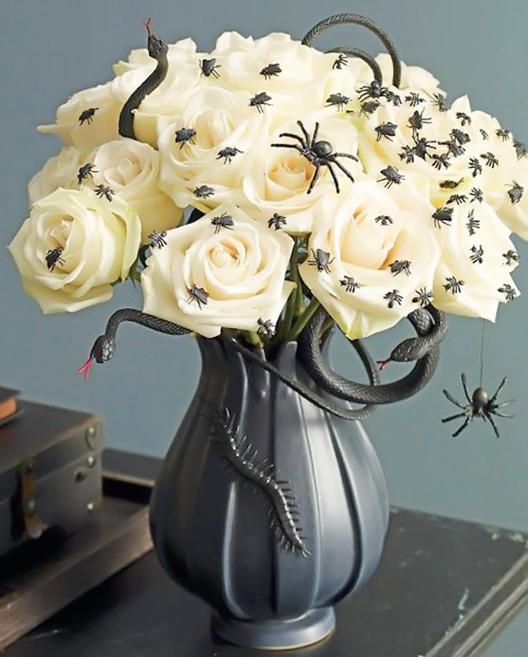 9-maneiras-de-usar-flores-na-sua-decoracao-de-halloween-9  9 Maneiras de usar flores na sua decoração de Halloween 9 maneiras de usar flores na sua decoracao de halloween 9