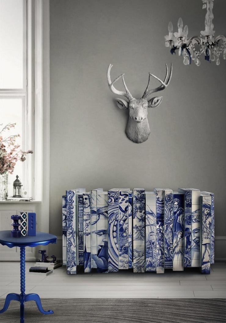 Heritage, da Boca do Lobo é uma herança portuguesa com certeza  Azulejos na Decoração: uma herança portuguesa com certeza azulejos heranca portuguesa com certeza 2